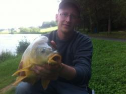 Karpfen: Method Feeder